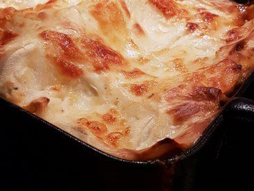 Lasagnes ratatouilles & boeuf