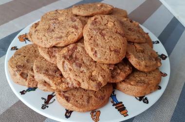 Les cookies parfaits de Cyril Lignac