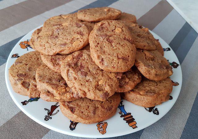 Recette Terrine De Poisson Cyril Lignac les cookies parfaits de cyril lignac   audrey cuisine