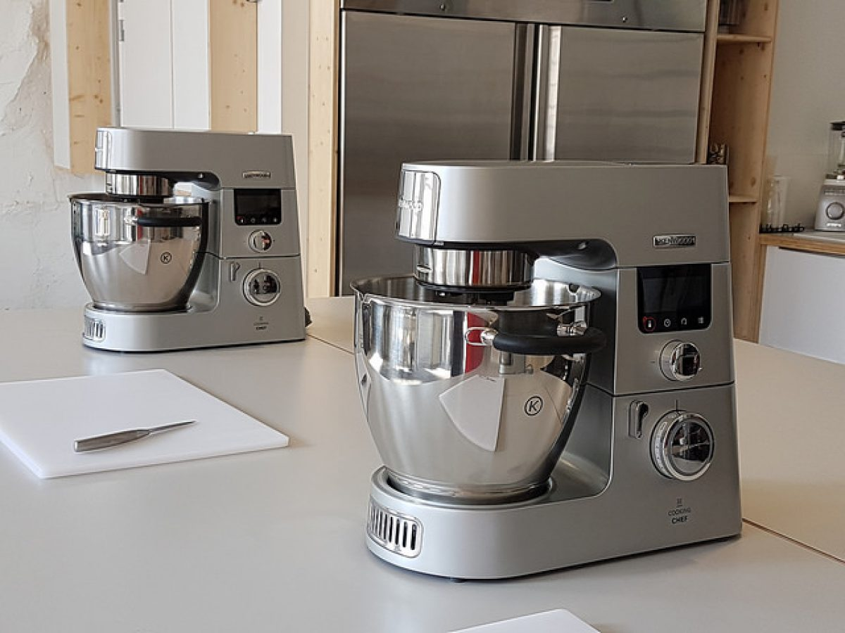 Difference Magimix Et Thermomix robot cooking-chef gourmet kenwood [test produit] | audrey