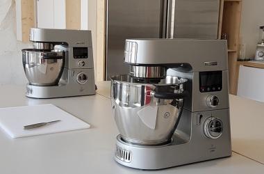 Robot Cooking-Chef Gourmet Kenwood [test produit]