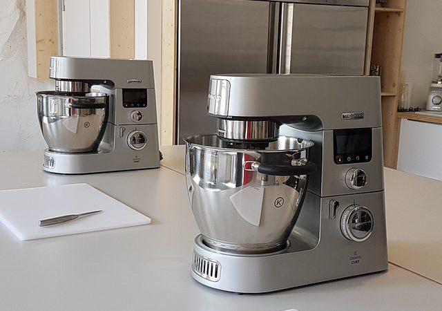robot cooking chef gourmet kenwood test produit audrey cuisine. Black Bedroom Furniture Sets. Home Design Ideas