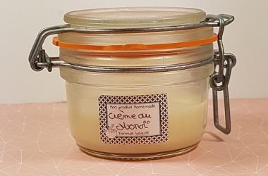 Crème moelleuse au monoï [cosmétiques maison]