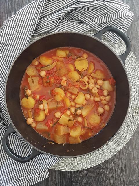 Couscous de légumes & semoule complète [le lundi c?est veggie]