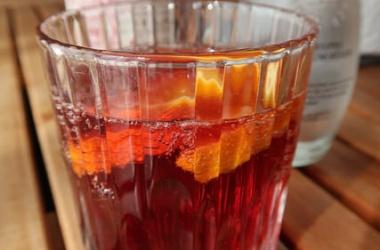 Le Rubino Tonic Martini, mon nouveau cocktail préféré