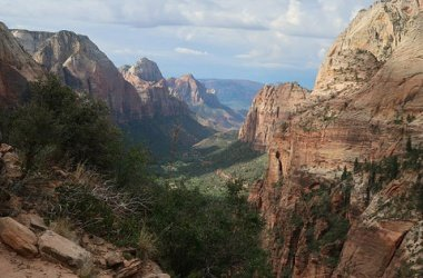 Le Parc National de Zion & Angels Landing