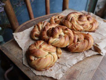 Kanelsnurrers, Brioches danoises à la cannelle [recette Hygge ]