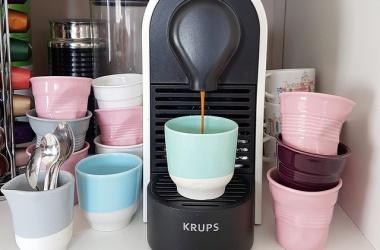 Une deuxième vie pour ma Nespresso Krups …