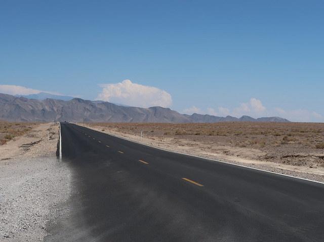 Une journée dans la Death-Valley [Nevada, USA]