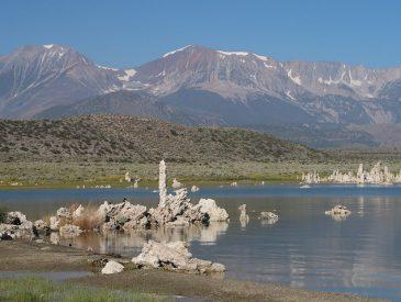 Mono Lake sur la route de Yosemite – Road-Trip USA [Californie]
