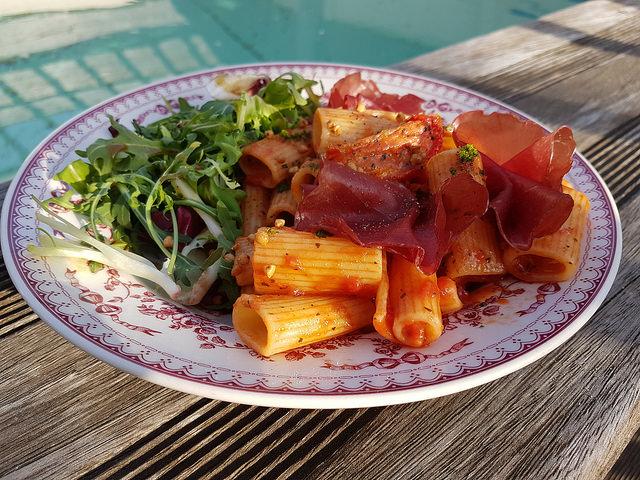 La sauce tomate italienne maison pour les pâtes