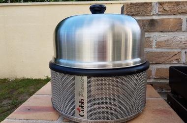 Le barbecue nomade Cobb Premier