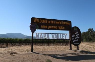 La Napa Valley (Californie, USA)