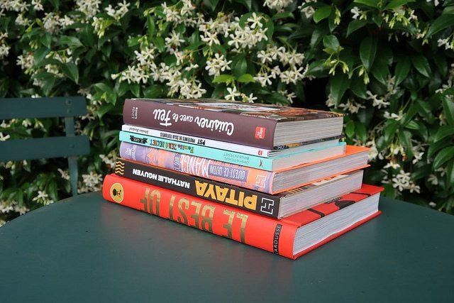 Lectures gourmandes pour l'été
