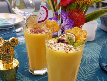 Cocktail Spicy Mango