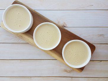 Mes p'tites crèmes express soja vanille