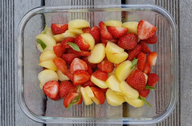 Salade de fruits jolie jolie