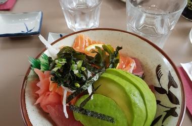 Restaurant le Café Japonais, Bordeaux