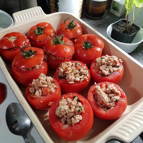 La meilleure recette des tomates farcies