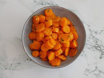 La recette des carottes qui plait aux enfants
