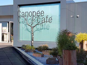 Le brunch au Canopee Café
