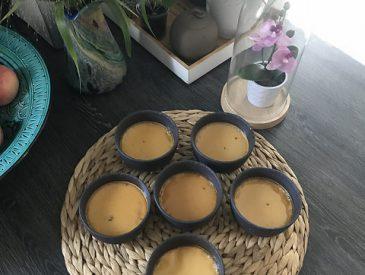 Crèmes caramel au cook-expert
