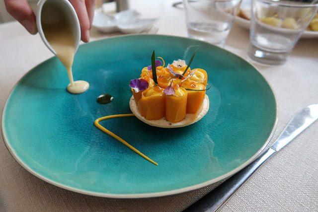 L'huitrier-Pie, restaurant Gastronomique à Saint-Emilion