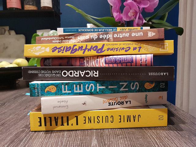 Lectures gourmandes d'automne