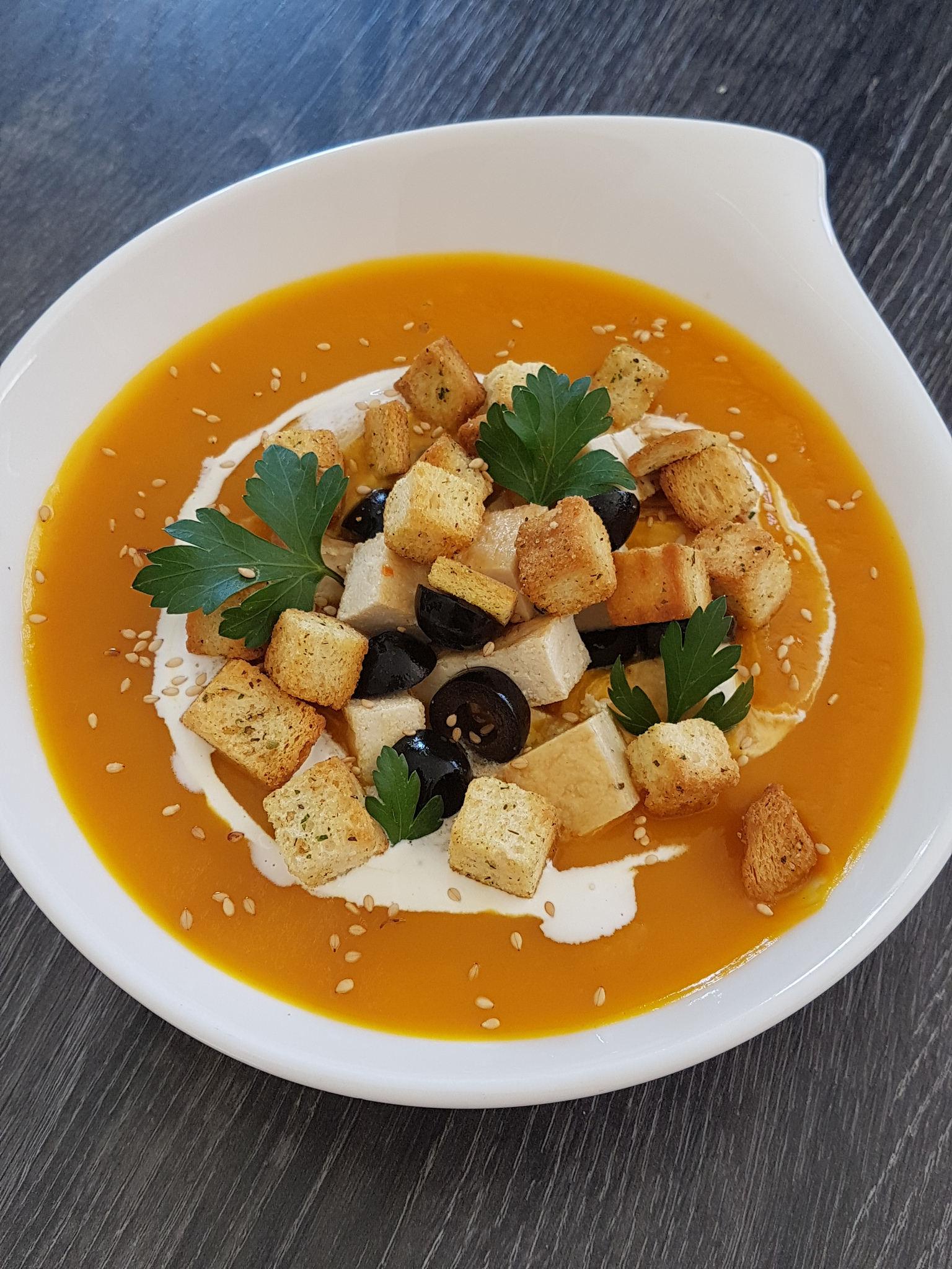 Ma soupe de légumes préférée