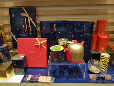 Les thés de Noël du Palais des Thés [Noël]