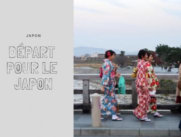 C'est parti pour une semaine au Japon, dans le Géoparc du San'In