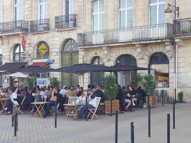 Ko-San, restaurant & bar asiatique à Bordeaux
