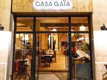Casa Gaïa, restaurant locavore sur Bordeaux