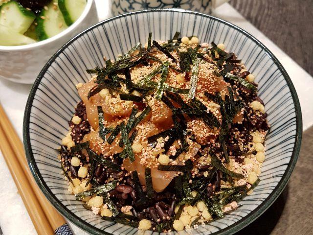 Ochazuze, le riz au thé vert japonais