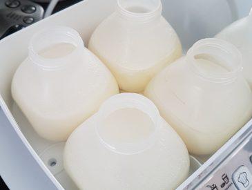 Le yaourt nature à boire bio [recette Multi Délices Express]