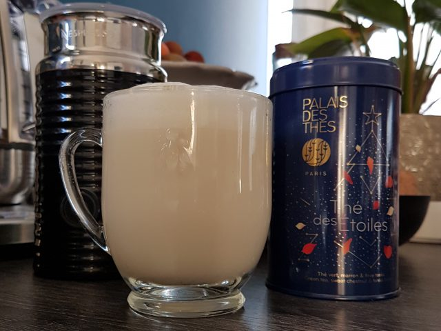 Comment réussir un thé latte ?