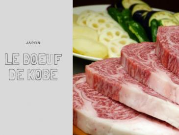 Le boeuf de Kobe [Japon]