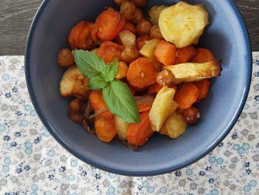 Comment réussir la cuisson des légumes au four ?