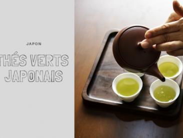 Ma découverte des thés japonais