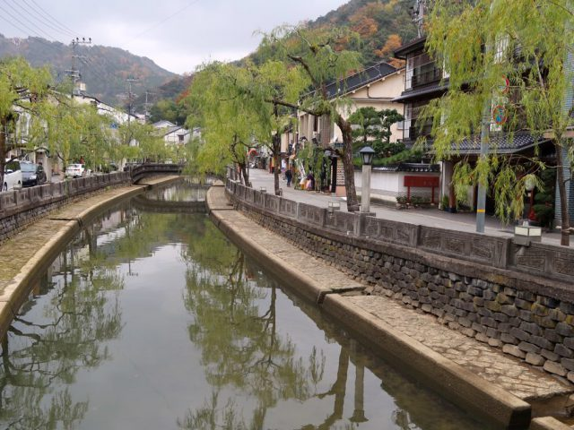 Kinosaki Onsen, la ville des Onsen