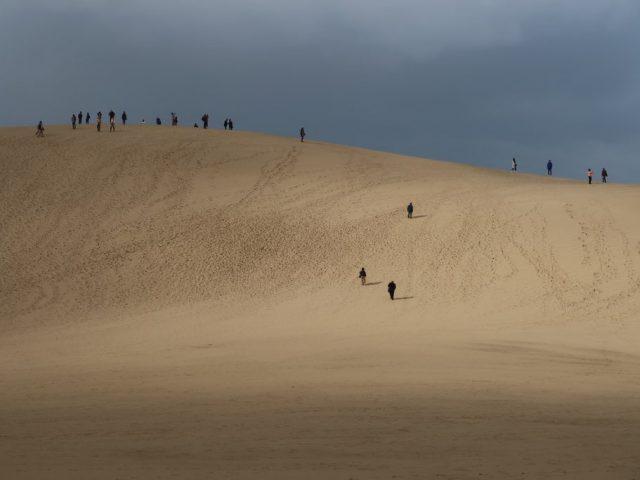 Les Dunes de Sable de Tottori au Japon