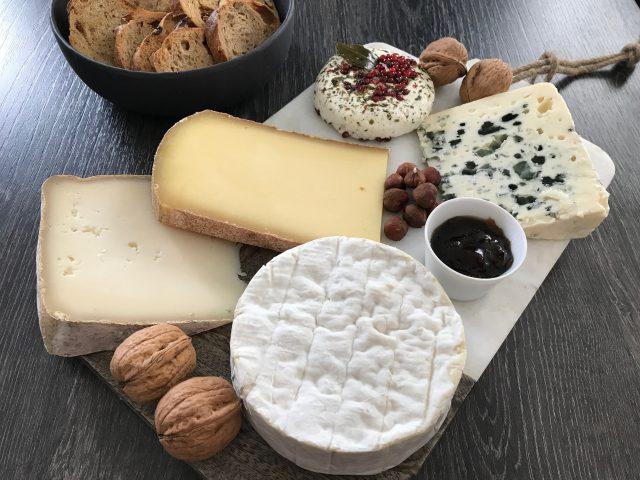 Comment composer un beau plateau de fromage ?
