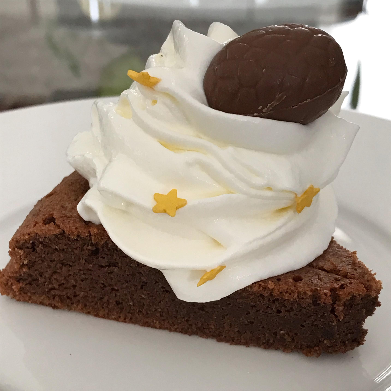 Mon gâteau au chocolat préféré