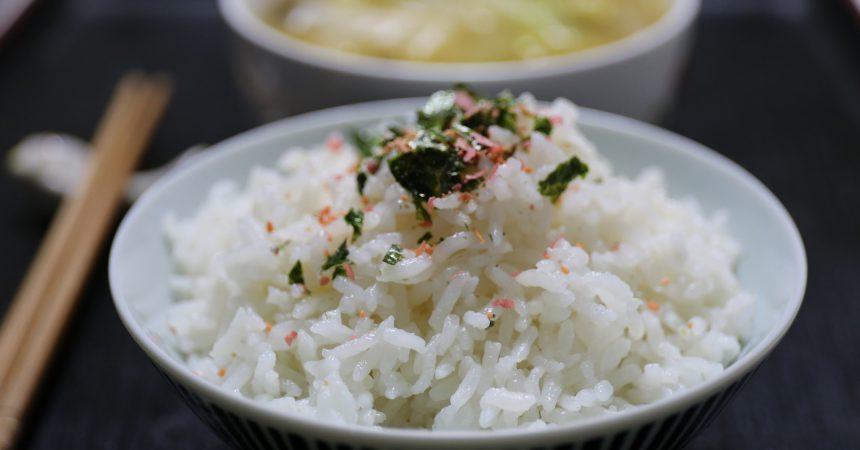 Comment cuire le riz japonais ? | Audrey Cuisine