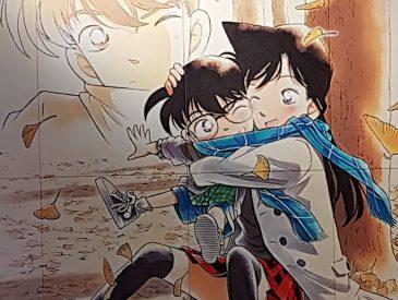 Hokuei, la ville du manga Détective Conan