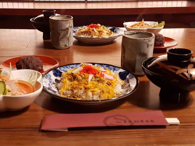 Barazushi et botamochi de délicieuses spécialités Japonaises à découvrir