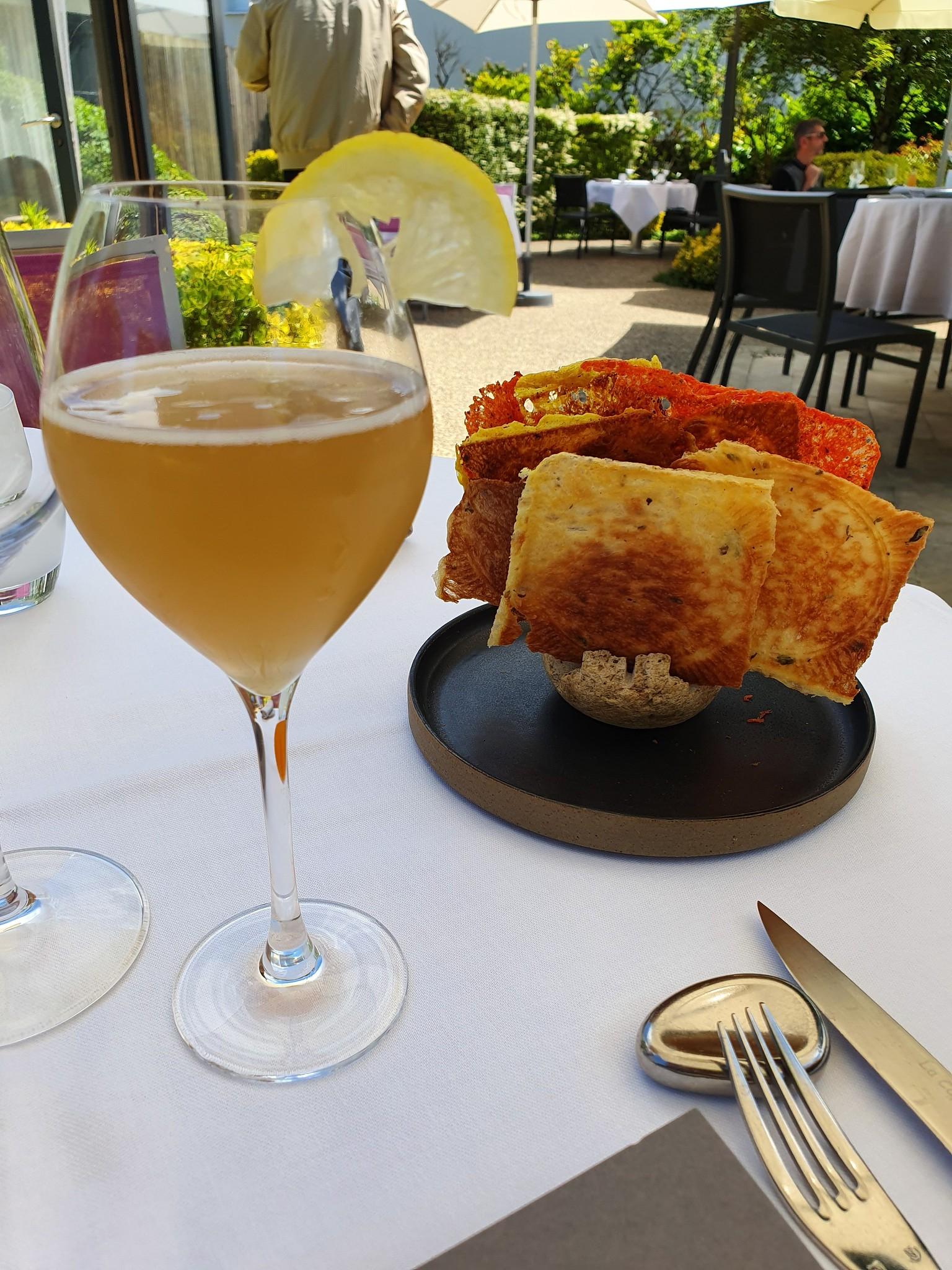 Restaurant paradoxe cenon audrey cuisine - Faire une emulsion en cuisine ...