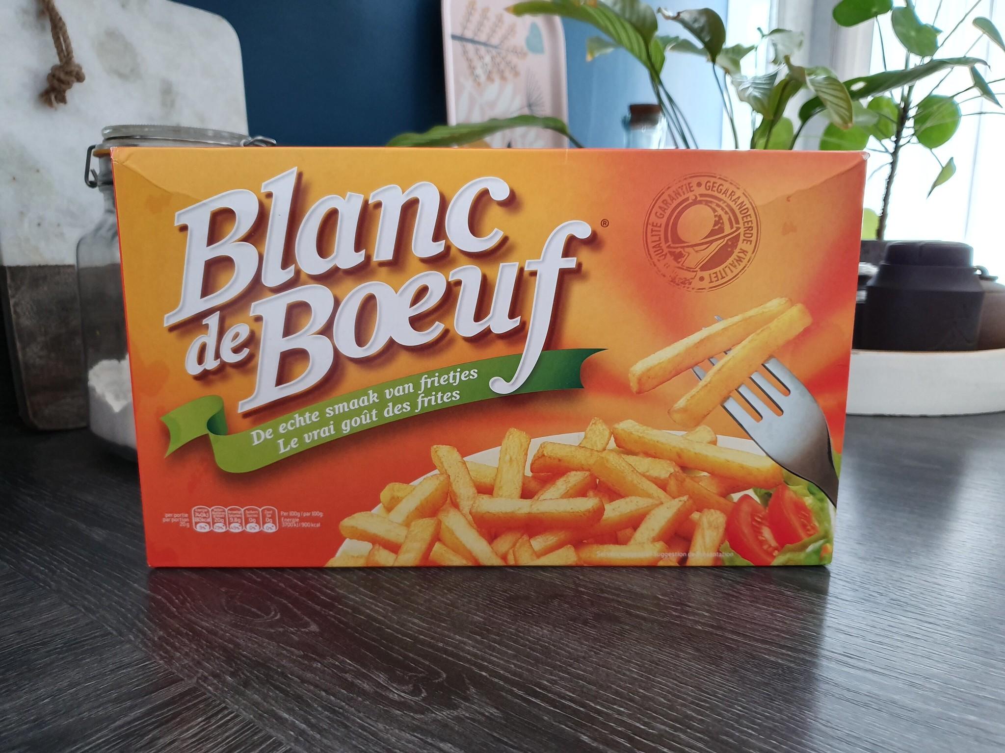 Comment faire des Frites Belges ?