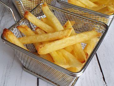 les frites parfaites