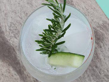 Le cocktail Marie Zest, avec l'Anisette Marie Brizard